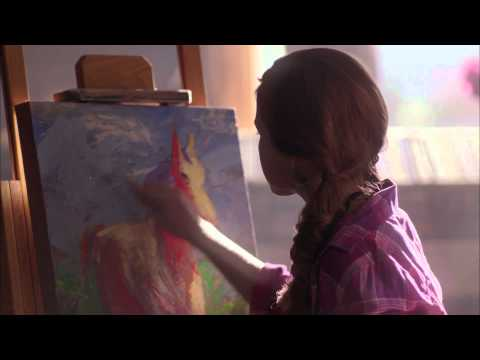 Saige Paints The Sky: Inspired -- Own It Now