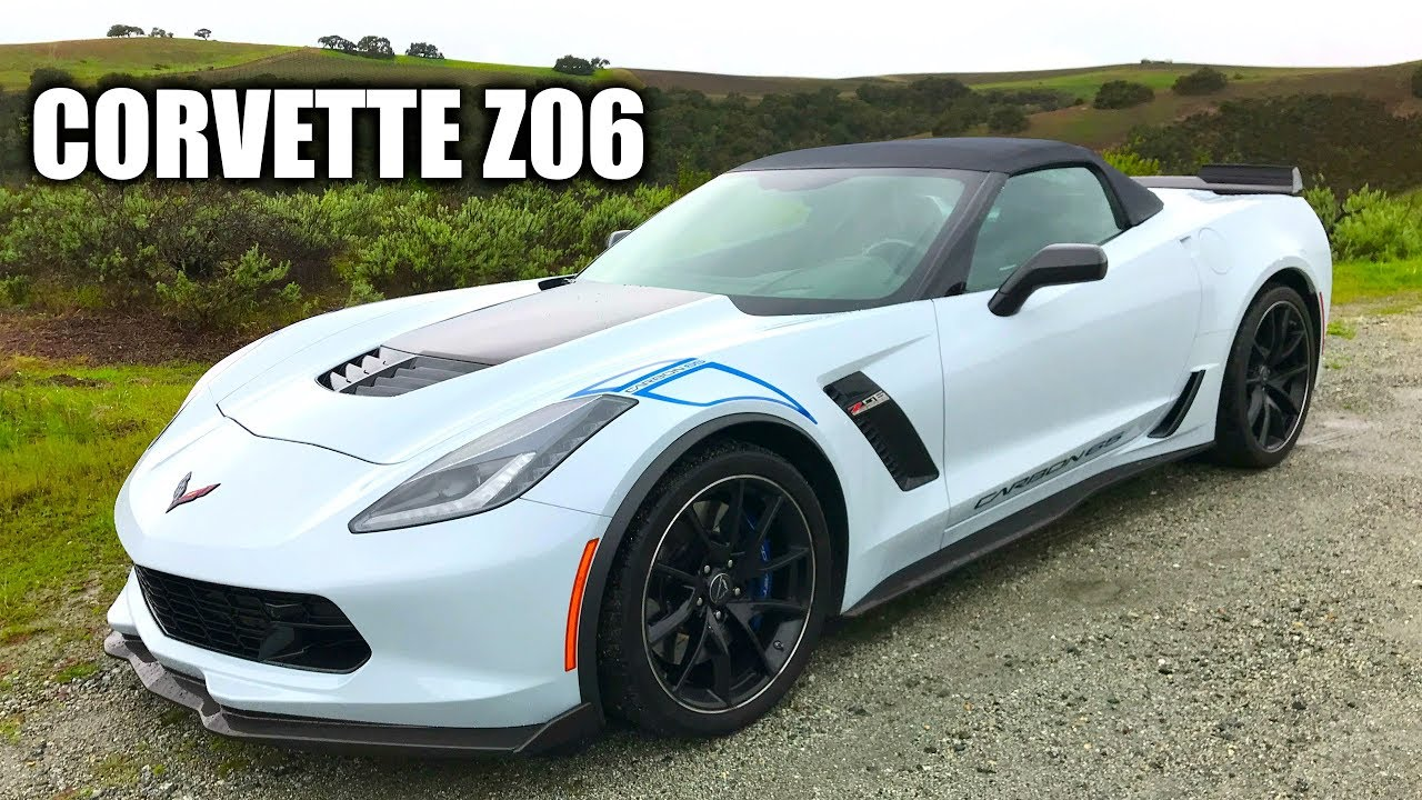 2018 Zo6 For Sale >> Is The 2018 Chevrolet Corvette Z06 Worth 100 000 Youtube