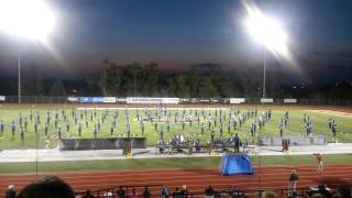 BOA FAIRFAX HIGH SCHOOL MARCHING REBELS 2014