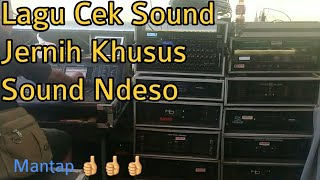 Loading Penataan Dan Cek Sound System.