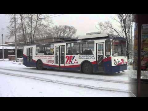 Абаканский троллейбус