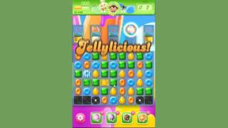 Candy Crush Jelly Level 199  -   no boosters