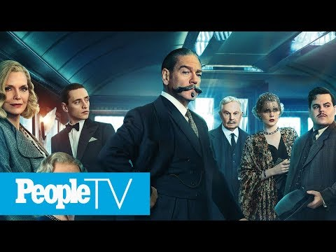 "'Murder On The Orient Express' Cast On Bringing ""Thrill"" To Life 
