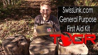SwissLink.com General Purpose First Aid Kit