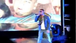 Imran Khan live at UK AMA 2010 (Bewafa and Bounce Billo)
