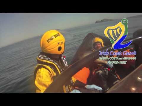 Irish Coast Guard - Porpoise Stranding. Howth Unit.