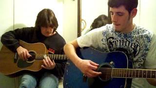 Eagles Doolin-Dalton cover ( acoustic & slide)