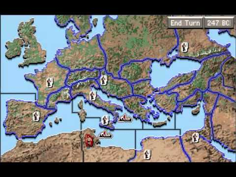 Centurion: Defender of Rome - PC (1990)