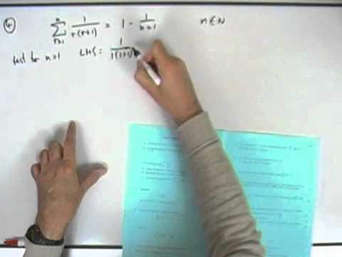 Higher Maths 2009 Exam?