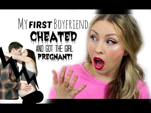 boyfriend cheated when we first started dating