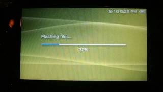 [How To] Hack Your PSP To ANY Custom Firmware!