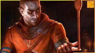 Главная тайна Гюнтера о'Дима | Ведьмак | Evoice Erebus