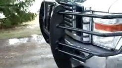 F 250 Brush Guard