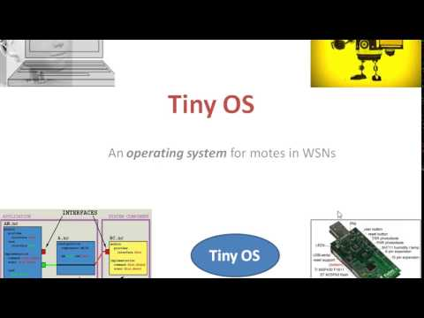 Wireless sensor networks lab: TinyOS Introduction