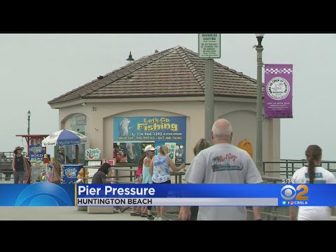 Huntington Beach Bait Shop May Be Forced Off Pier By City