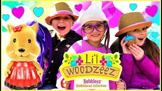 Kids Toy Surprise Opening with Lil Woodzeez | Kids Toy Review