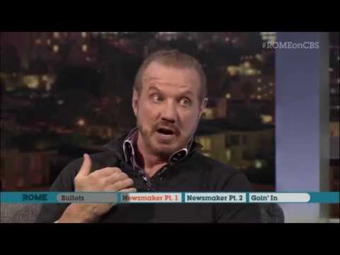 DDP On the Jim Rome Show!