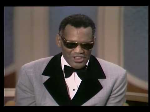 Ray Charles talks about airplanes & his childhood