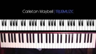 Ex factor - Lauryn Hill - Piano Tutorial