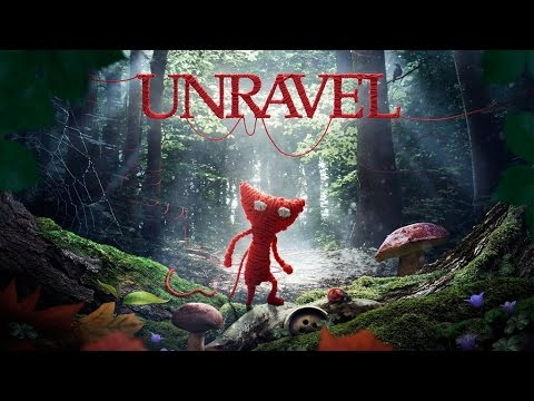 Unravel: Official Announce Gameplay Trailer | E3 2015