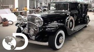 Creando un Cadillac 1930 fúnebre a partir de una F-150 | Mexicánicos | Discovery Latinoamérica