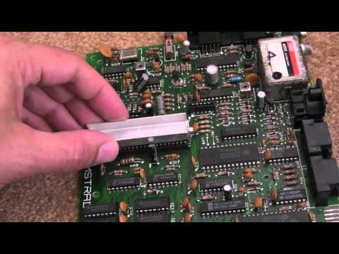 Sinclair ZX Spectrum +2 RAM Repair / Composite Video Fix