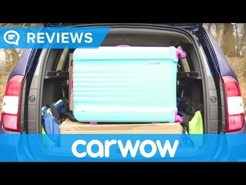 Dacia Duster 2017 SUV practicality review | Mat Watson Reviews