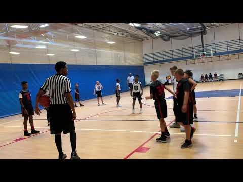 BHA Academy vs NBLB 7/7/19 1st Half
