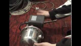 Ремонт вентилятора Установка на горн, проверка