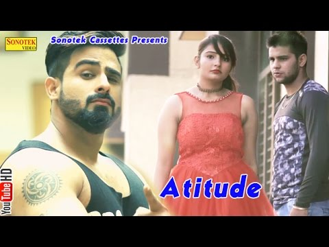 Atitude || Harsh Chhikara, Vicky, Harsita || Haryanvi New Song
