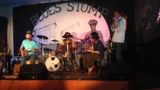 Nigel McTrustry CB Explosion - Live at The Valley Blues Stomp 2015