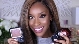 My Top Favorite BRONZERS! | Jackie Aina