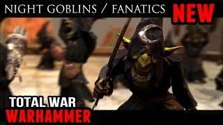 Total War: Warhammer - Night Goblins and Fanatics (Spotlight)