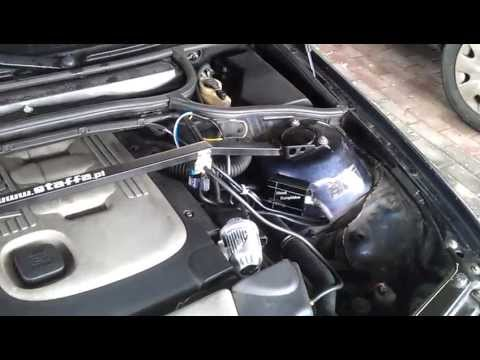 Bmw E46 320d Blow Off Youtube