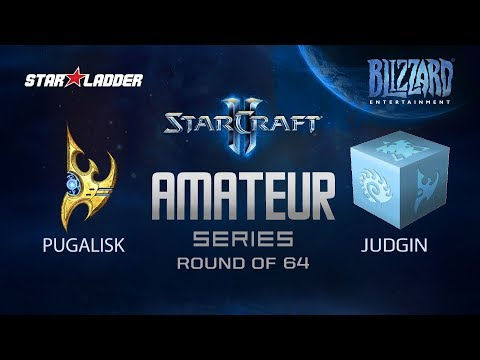 Amateur Series Round Of 64: Judgin (R) Vs Pugalisk (P)