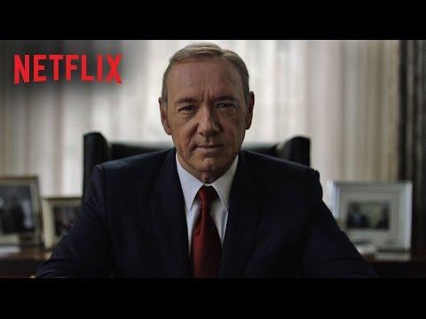 House of Cards - Frank Underwood - The Leader We Deserve - Netflix [Nederlands]