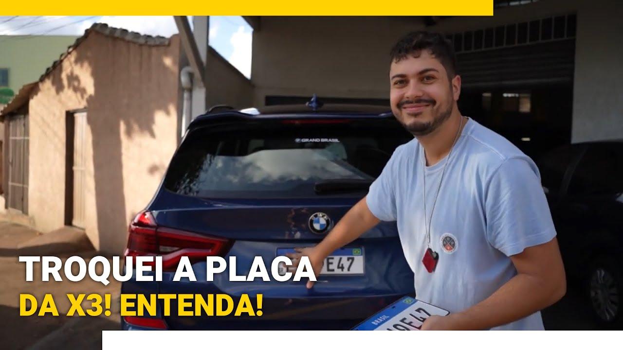Download TROQUEI A PLACA DA X3!! ENTENDA!!