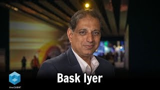 Bask Iyer, Dell & VMware | Dell Technologies World 2018