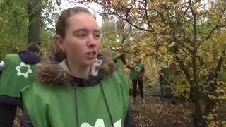 Урок екології в Тернівській гімназії