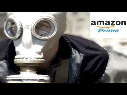 Soviet GP-5 Gas Mask on Amazon Prime
