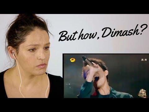 Opera singer reacts to Dimash: SOS