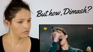 Opera singer reacts to Dimash: SOS