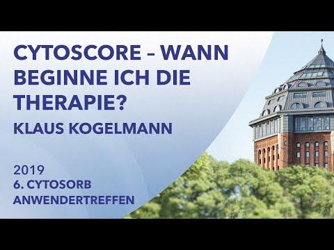 Wann beginne ich die Therapie? CytoScore als neue Möglichkeit... | Klaus Kogelmann