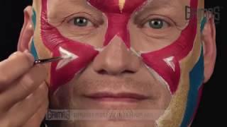Ansiktsmaling - Bryter/Wrestler