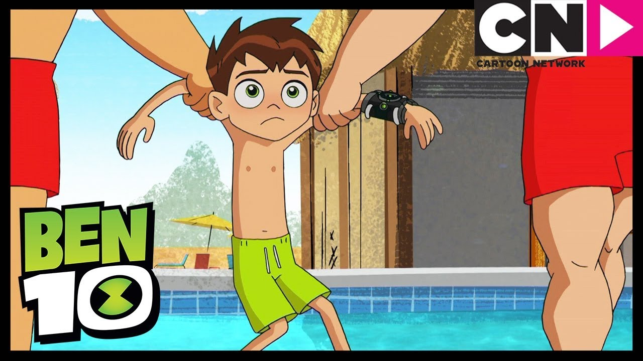 Download Ben 10   Ben Gets Caught Spying on Gwen and Frightwig   All Wet   Cartoon Network