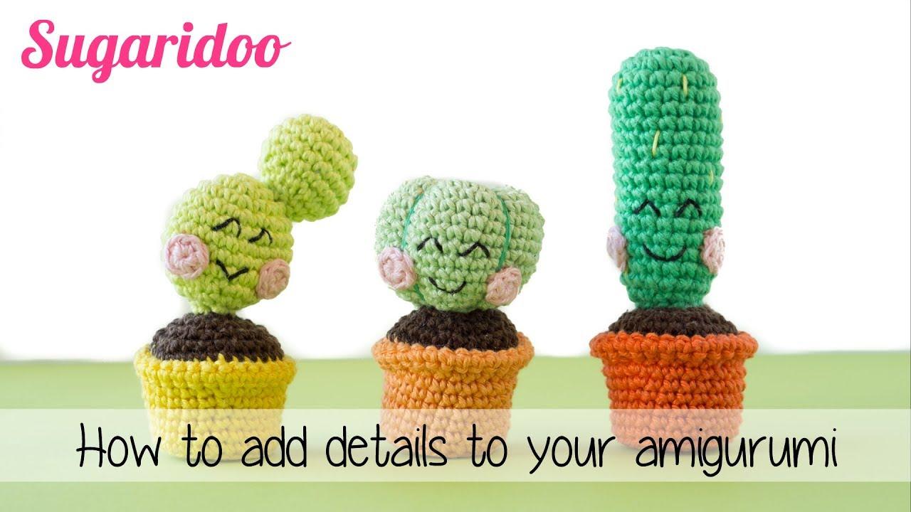 Cactus Friends PDF Pattern amigurumi crochet   Etsy   720x1280