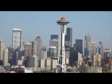 Seattle Washington USA Tour