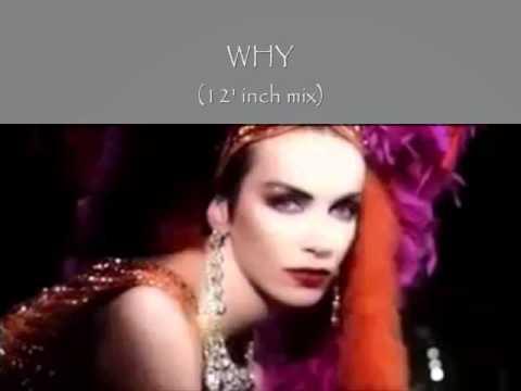 Annie Lennox - Why (12 inch mix)