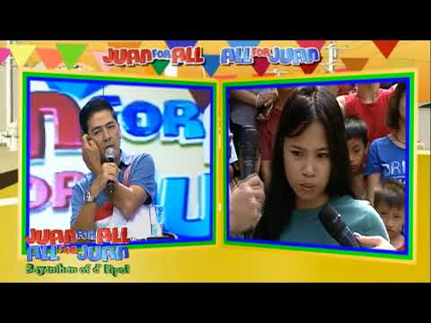 Juan For All, All For Juan Sugod Bahay | October 26, 2017