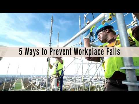 OSHA's Fall Prevention Campaign - Training | Occupational